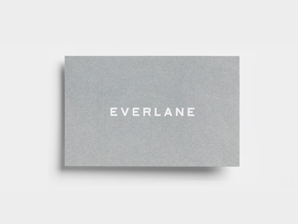 Everlane 400$ gift card
